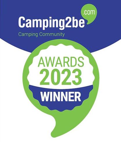 Logo Camping2be - Camping Community