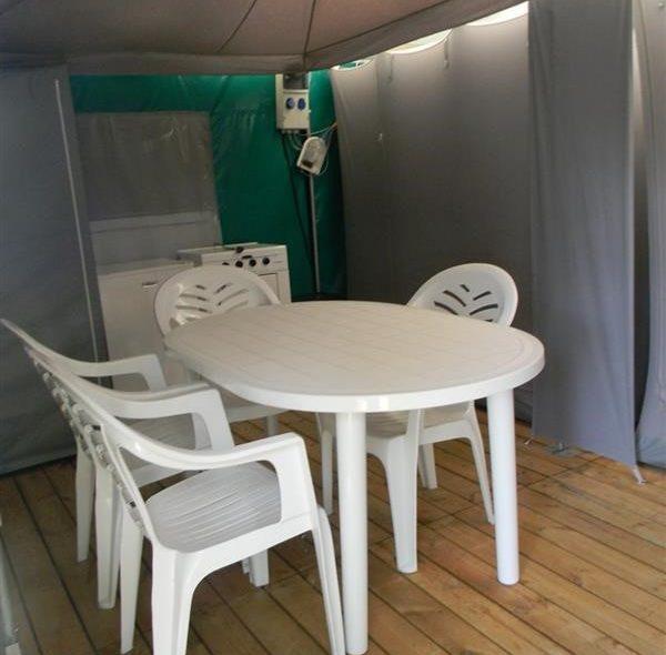 Camping Club Mahana : Camping Club Mahana Basic 00000505409