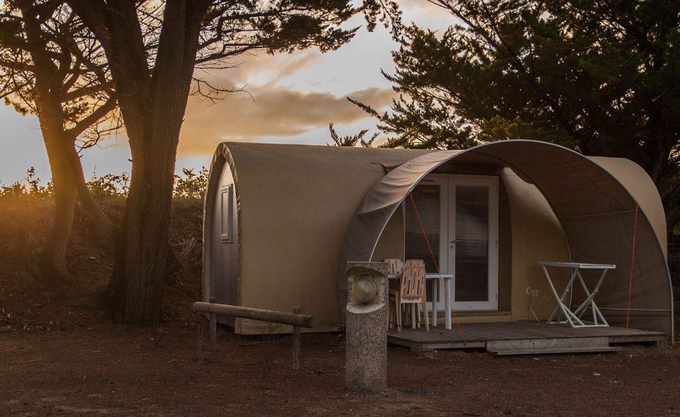 Camping-Club Mahana: Camping Club Mahana By La Pège Coco Sweet