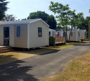 Camping-Club Mahana: Camping Club Mahana By La Pège Petanque Mobile Home (2)