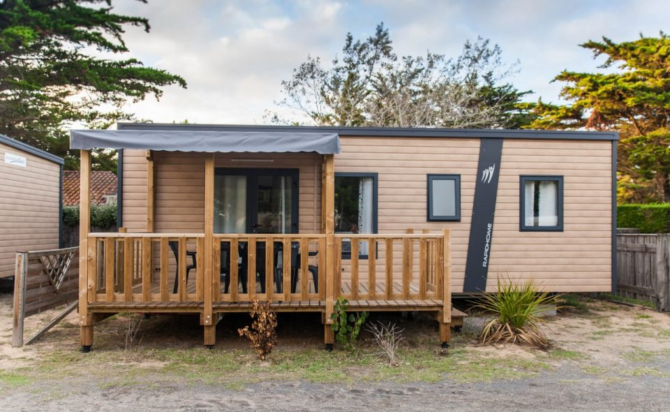 Camping-Club Mahana: Camping-Club Mahana By La Pège Riviera Lodge