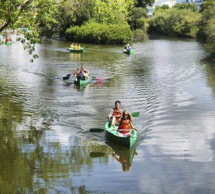 Camping Club Mahana : Canoe 1920