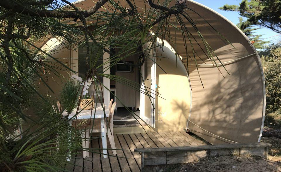 Camping Club Mahana : Cocos (12)