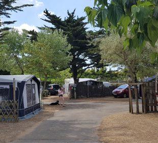 Camping Club Mahana : Emplacement Libre (10)