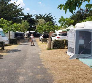 Camping Club Mahana : Emplacement Libre (12)