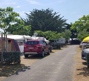 Camping Club Mahana : Emplacement Libre (4)