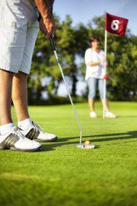 Camping Club Mahana : Golf Des Fontenelles L'aiguillon Sur Vie A.lamoureux