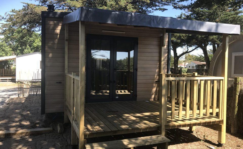 Camping Club Mahana : Mh Tiki Lodge 58 (6)