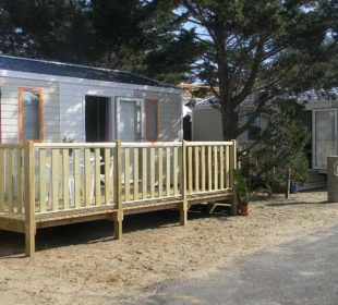 Camping Club Mahana : Mobile Home Mohana