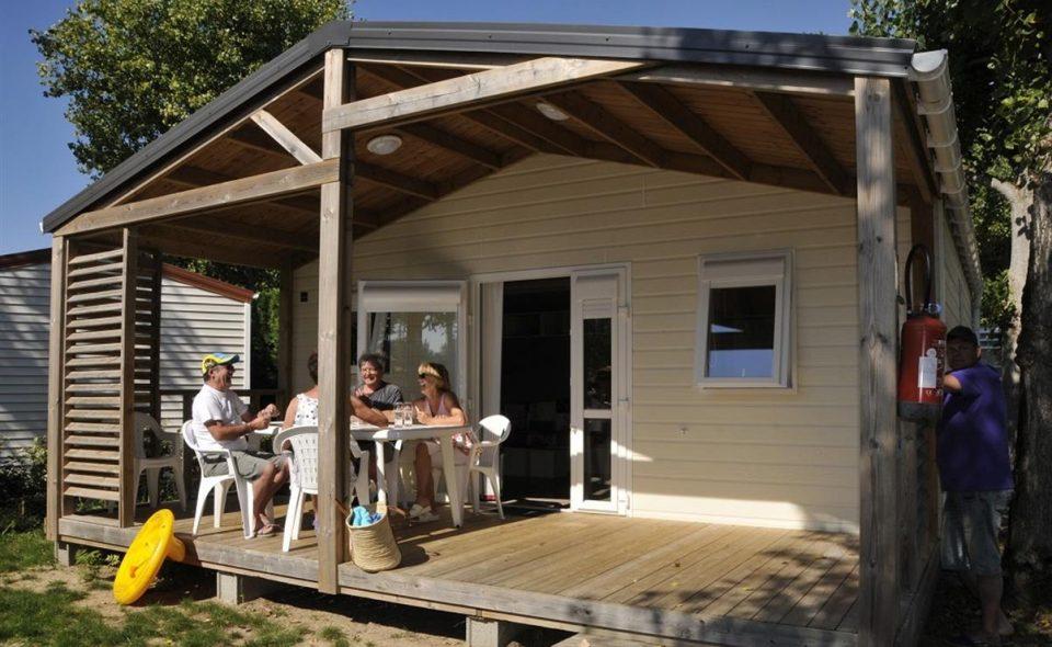 Camping Club Mahana : Chalet Faré