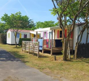 Camping Club Mahana : mobilhome Ohana