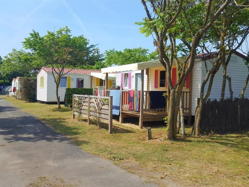 Camping-Club Mahana: Ohana mobile home