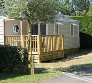 Camping-Club Mahana: Tahia Mobile Home