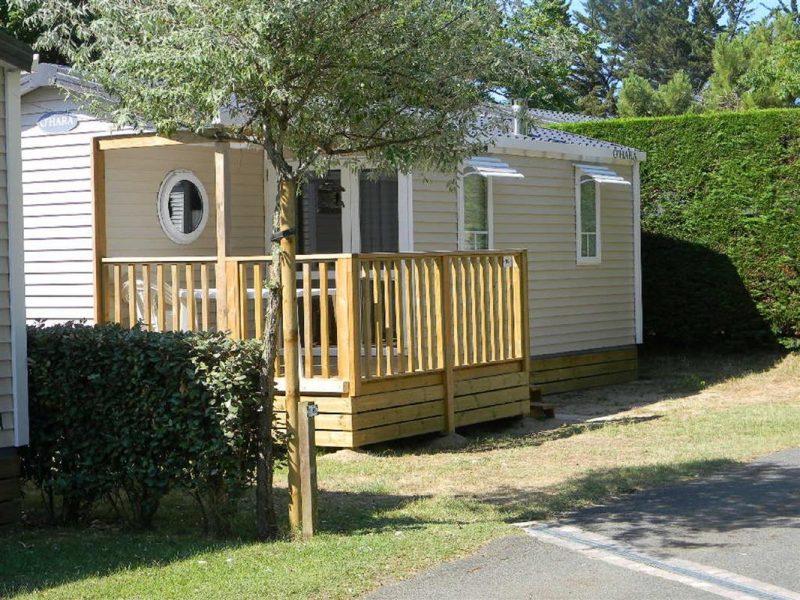 Camping-Club Mahana: Tahia Mobile Home