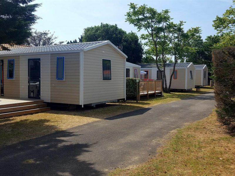 Camping-Club Mahana: Moana Mobile Home