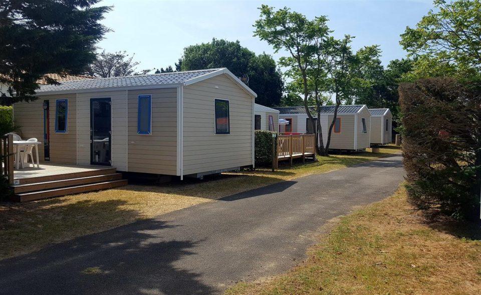 Camping Club Mahana : Mobil-home Moana