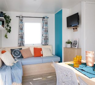 Camping-Club Mahana: Riviera Lodge Mobile Home
