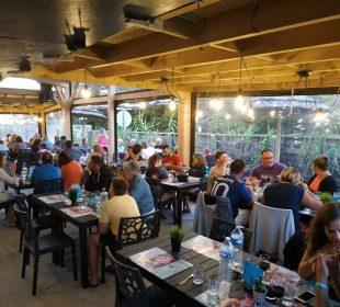 Camping Club Mahana : Restaurant