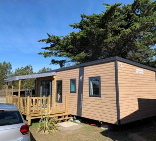Camping Club Mahana : Riviera Lodge