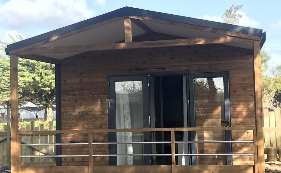 Camping Club Mahana : Savana Lodge Camping Mahana (25)