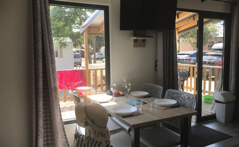 Camping Club Mahana : Timoe Lodge (49)