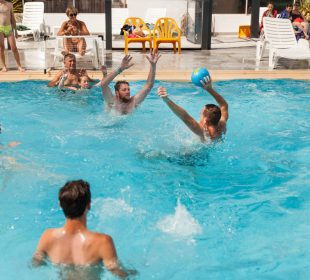 Camping Club Mahana : Waterpolo Camping Club Mahana By La Pege Vendee 85 (22)