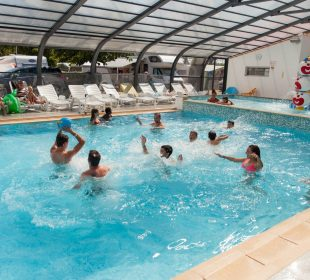 Camping-Club Mahana: Water Polo Camping-Club Mahana By La Pège Vendée 85 (3)