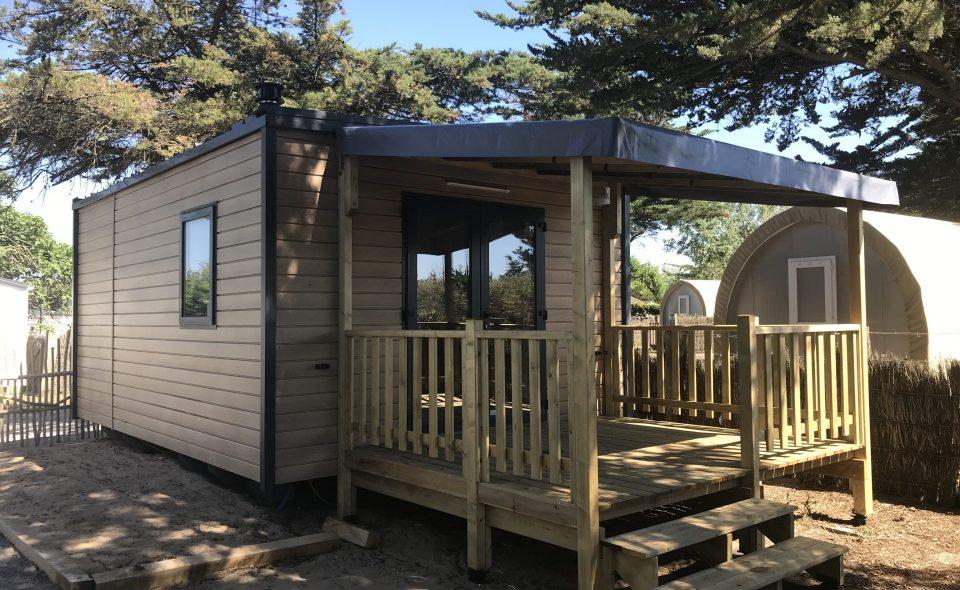 Camping Club Mahana : Mh Tiki Lodge 58 (4)