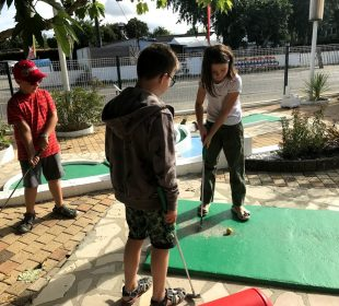 Camping-Club Mahana: Mini-golf
