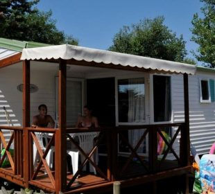 Camping Club Mahana : Moorea