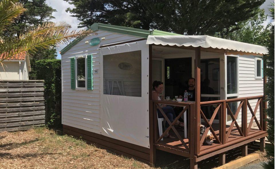 Camping Club Mahana : Moorea1