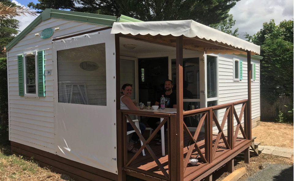 Camping Club Mahana : Moorea2