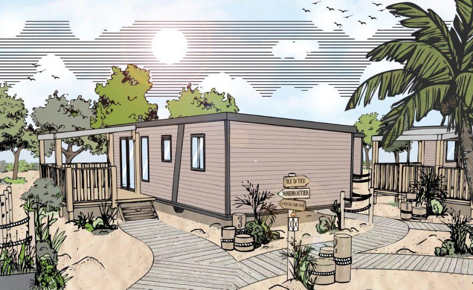 Camping-Club Mahana: New Zone