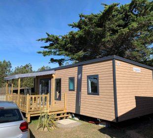 Camping Club Mahana : Riviera Lodge 52