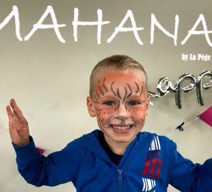 Camping Club Mahana : Tigre Mahana