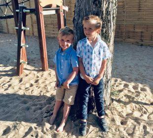 Camping Club Mahana : Garcons