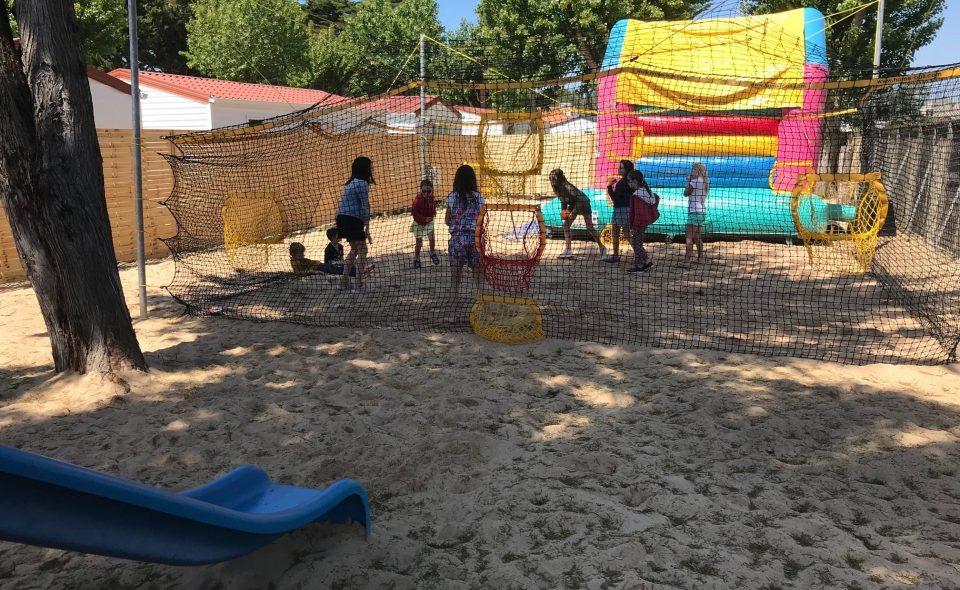Camping Club Mahana : Jeux Enfants Camping Club Mahana By La Pege