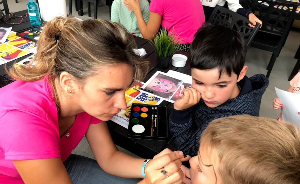 Camping-Club Mahana: Make-up