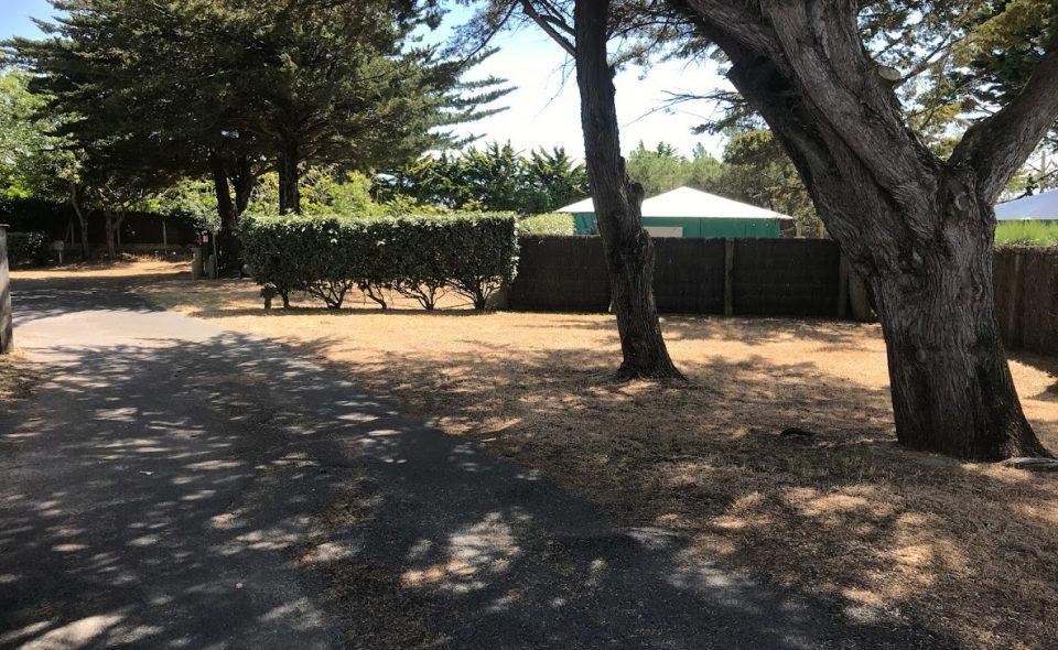 Camping Club Mahana : Empl 76b