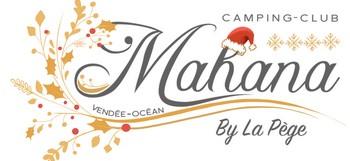 Camping Club Mahana : Logo Noel