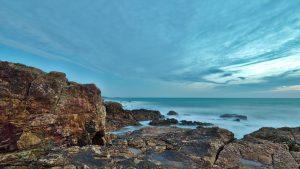 Camping Saint Hilaire de Riez : vue sur la mer