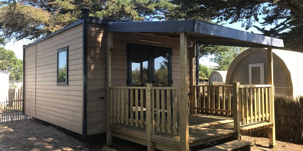 Camping Club Mahana : Tiki Lodge (1)