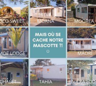 Camping Club Mahana : Jeu Concours Avril 2021