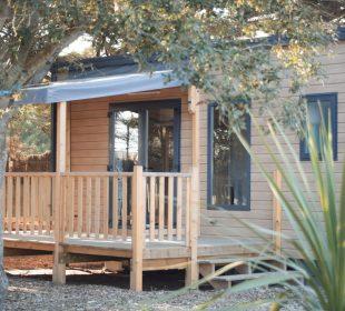 Camping Club Mahana : Riviera Lodge Camping Mahana