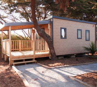 Camping Club Mahana : TIKI LODGE