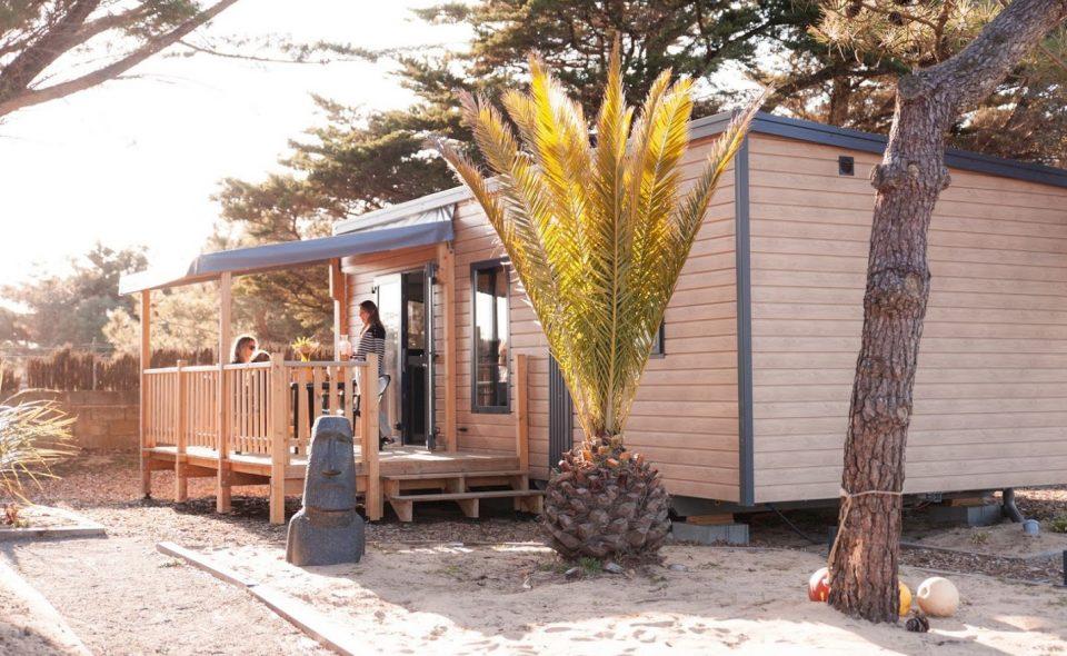 Camping Club Mahana : Timoe Camping Mahana