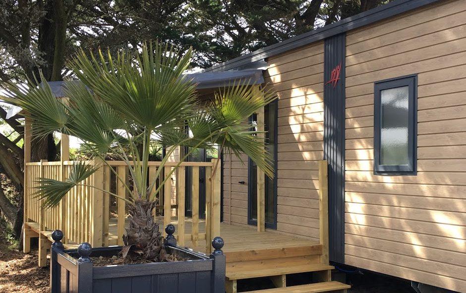 Camping Club Mahana : Timoe Lodge