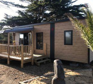 Camping Club Mahana : Timoe Lodge Camping Mahana